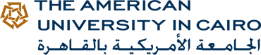 The American University in Cairo online application menu