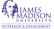 James Madison University online application menu
