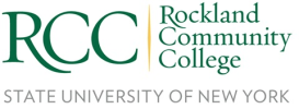 Rockland Community College online application menu
