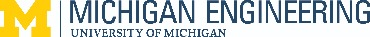 University of Michigan online application menu