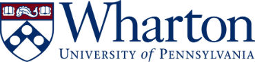 University of Pennsylvania, Wharton School online application menu