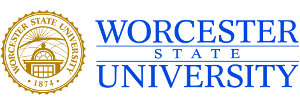 Worcester State University online application menu