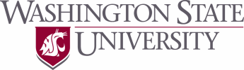 Washington State University online application menu